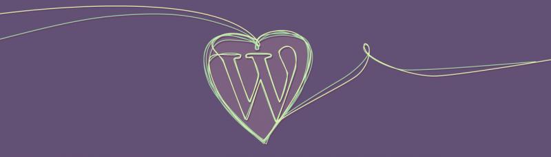 The heart of WordPress