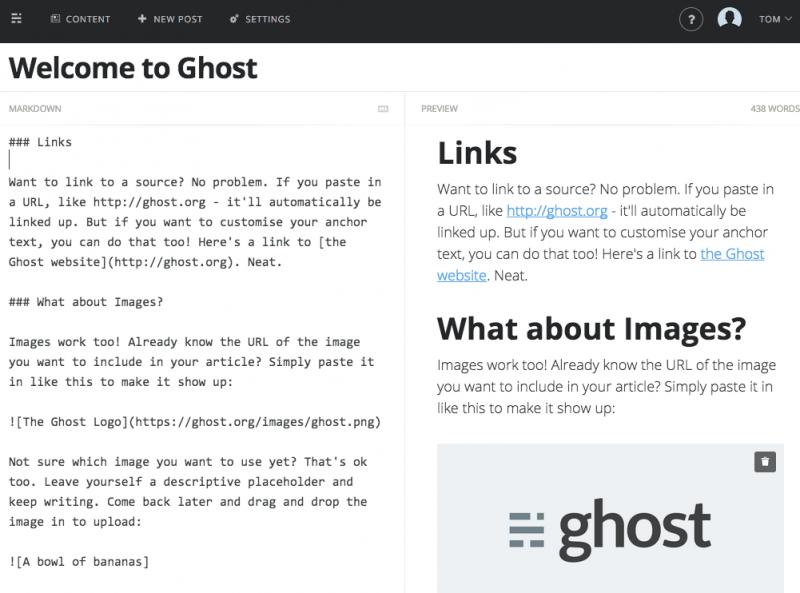 Ghost vs WordPress: Is it Time to Make the Switch? - WPMU DEV