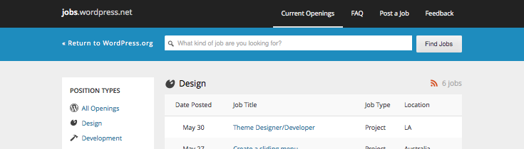 wordpress-jobs
