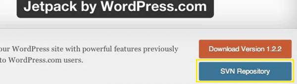 WordPress.org Plugins SVN Link extension
