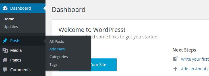 File Downloads Add New Post