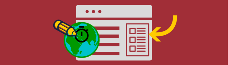 Recent Global Posts Widget