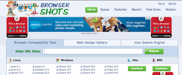You can test your site on multiple browsers virtually using a variety of services.