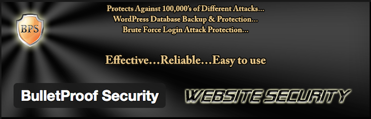 You have many security plugins and services to pick from, both free and premium.