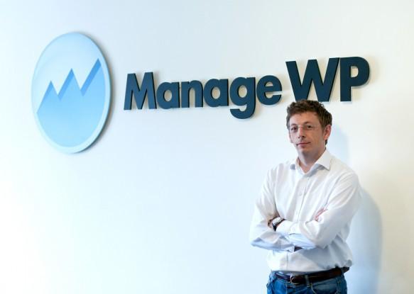 ManageWP CEO Vladimir Prelovac.