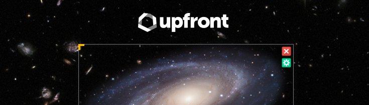 Upfront WordPress Theme