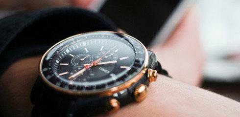 Image of a wristwatch.