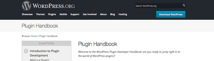 wordpress-plugin-handbook