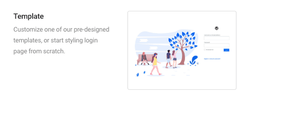 adjust your login screen background using Branda