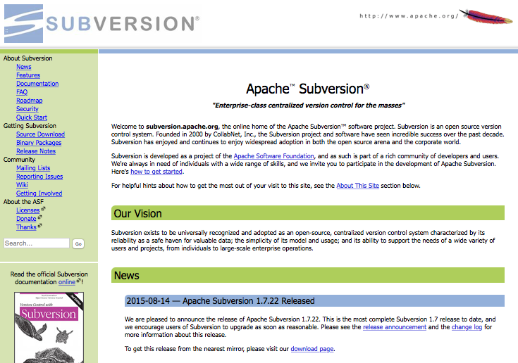 Keep your plugin updated using Subversion.