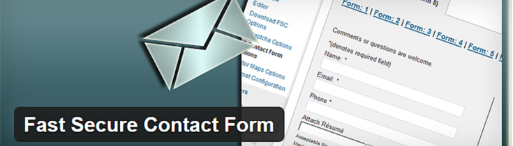 fast-secure-contact-form