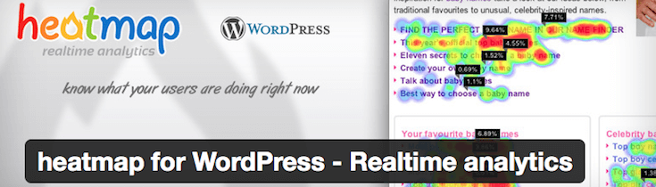 heatmap-for-wordpress