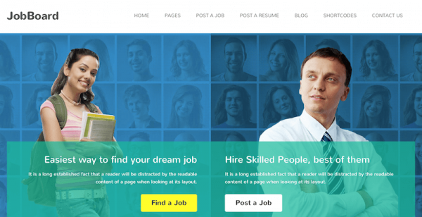 20 job board themes and plugins for wordpress worth checking out