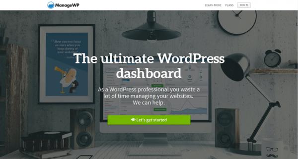 ManageWP: The ultimate WordPress dashboard