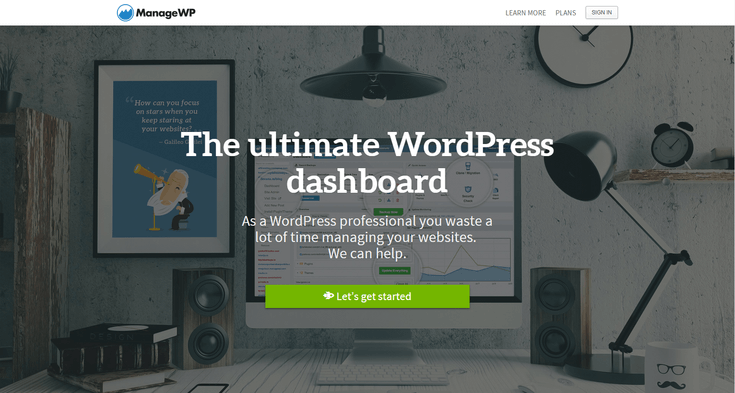 ManageWP: The ultimate WordPress dashboard