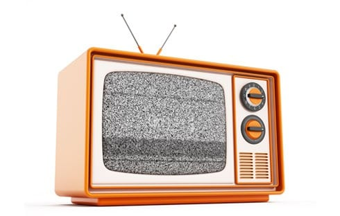 Remember the big, old TVs?