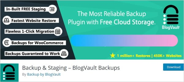 , 11 Free Quality Backup Plugins for Protecting WordPress, Rojak WP