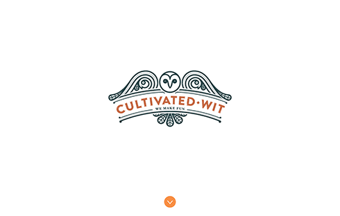 Cultivated Wit's copywriting is engaging. Check it out.