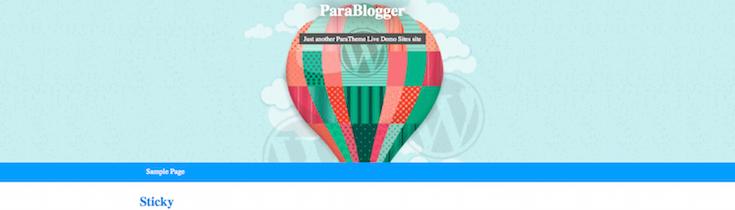 parablogger