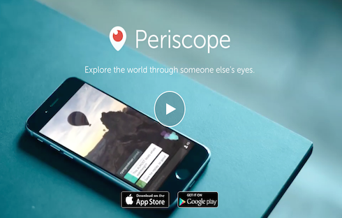 Live streaming is popular right now and Periscope is just one of the apps you can use to connect with your audience.