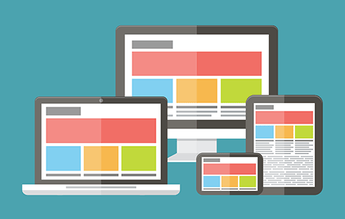"""""""Responsive design is an approach to web design aimed at crafting sites to provide an optimal viewing and interaction experience –easy reading and navigation with a minimum of resizing, panning, and scrolling –across a wide range of devices."""" - Wikipedia."""