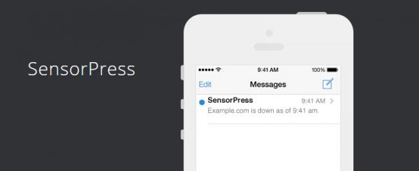 SensorPress plugin