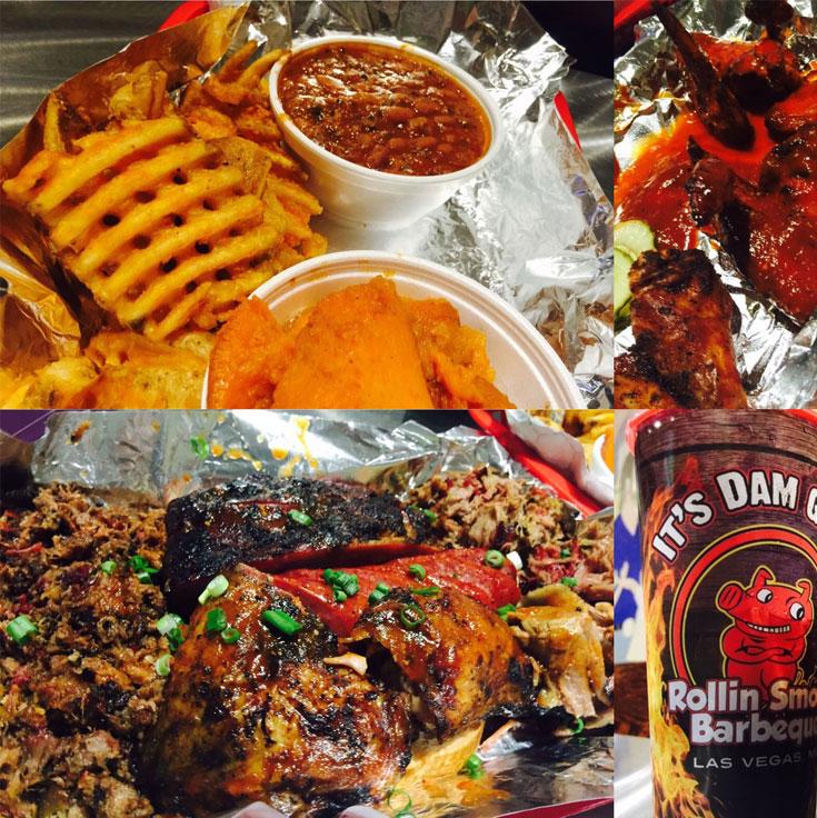 I uploaded many, many photos to Instagram of delicious BBQ goodness.