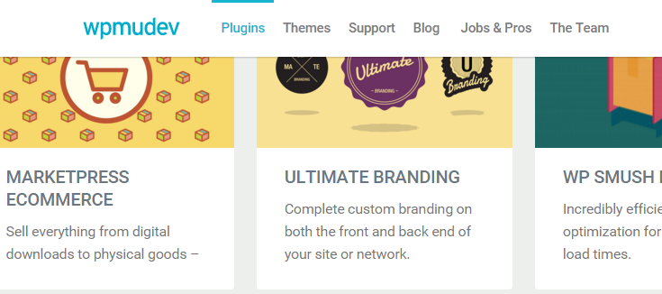 We use sticky navigation on our own website to help users quickly access other parts of our website.