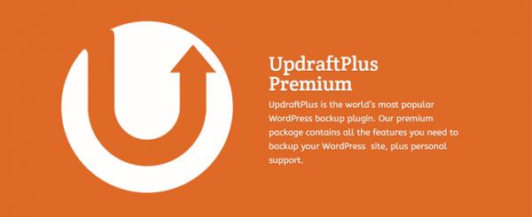 UpdraftPlus Premium plugin