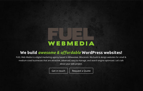 Allan Fuelling runs Fuel Web Media, a digital marketing agency.