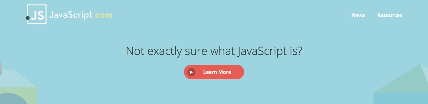 javascript.com website