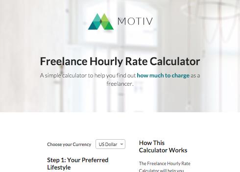 Motivapp website