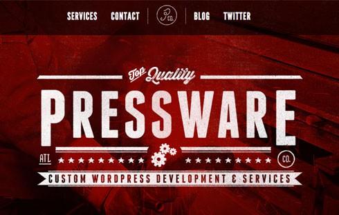 Tom McFarlin runs WordPress development agency Pressware.