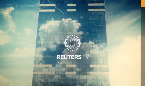 reuters.tv website