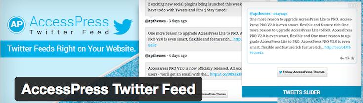 accesspress-twitter-feed