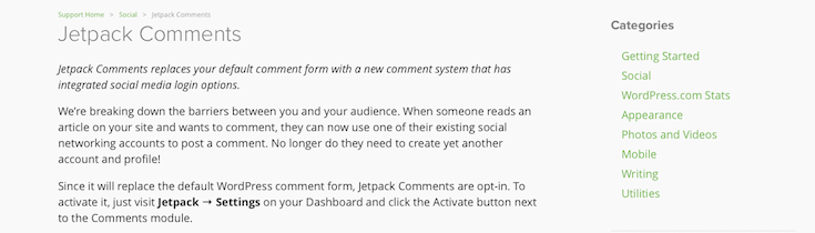 jetpack-comments