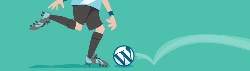 Kick WordPress