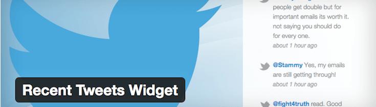 recent-tweets-widget