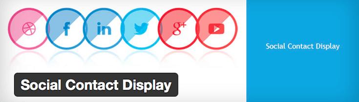 social-contact-display