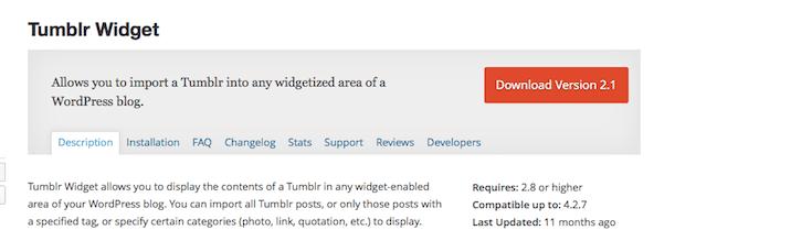 tumblr-widget