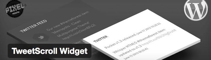 tweetscroll-widget