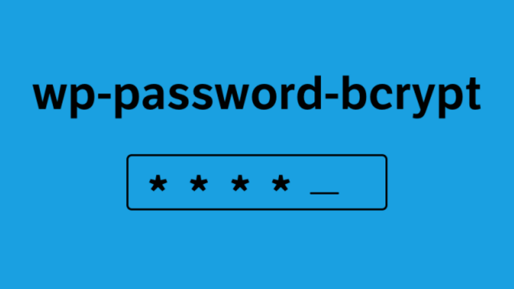 bcrypt password hashing plugin from roots