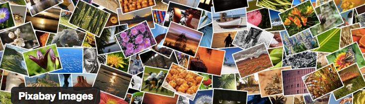 Pixabay Images Plugin