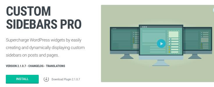 custom-sidebars-pro