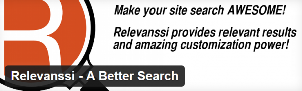 relevanssi search plugin image from wordpress.org