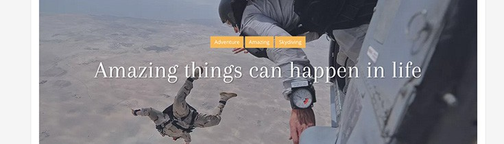 Amazing Blog