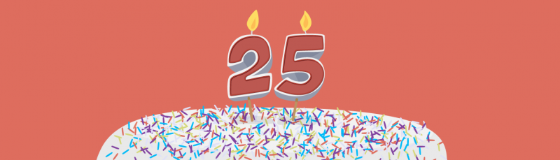 At 25
