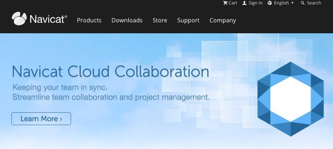 Navicat is a premium database management and design tool.
