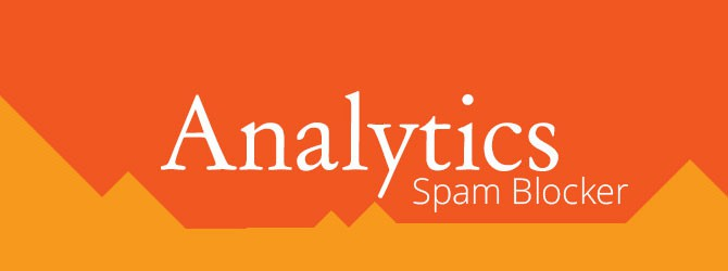 Analytics Spam Blocker plugin