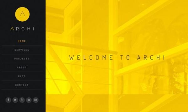 Archi theme